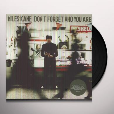 Miles Kane DON'T FORGET WHO YOU ARE Vinyl Record - Holland Import