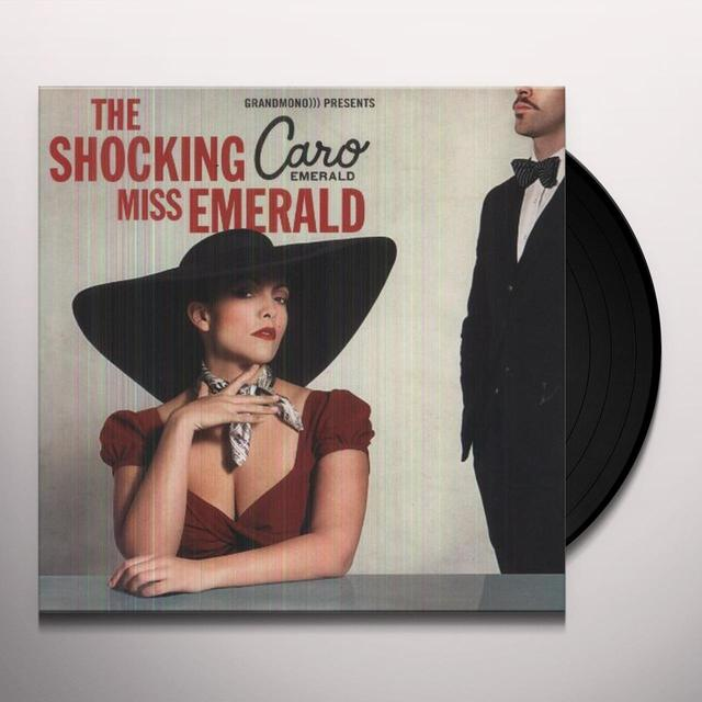 Caro Emerald SHOCKING MISS EMERALD Vinyl Record - 180 Gram Pressing