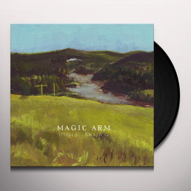 Magic Arm IMAGES ROLLING Vinyl Record