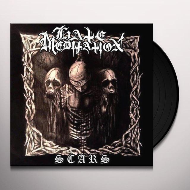 Hate Meditation SCARS Vinyl Record