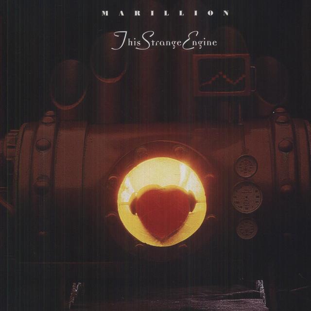 Marillion THIS STRANGE ENGINE Vinyl Record
