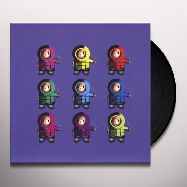 Marillion ANORAKNOPHOBIA (OGV) (Vinyl)
