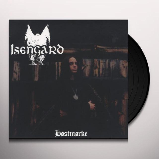 Isengard HOSTMORKE Vinyl Record - 180 Gram Pressing