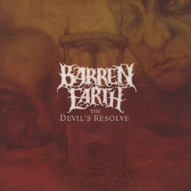 Barren Earth DEVIL'S RESOLVE Vinyl Record
