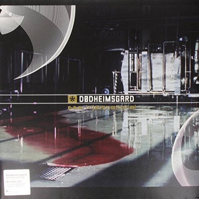 Dødheimsgard 666 INTERNATIONAL Vinyl Record - 180 Gram Pressing