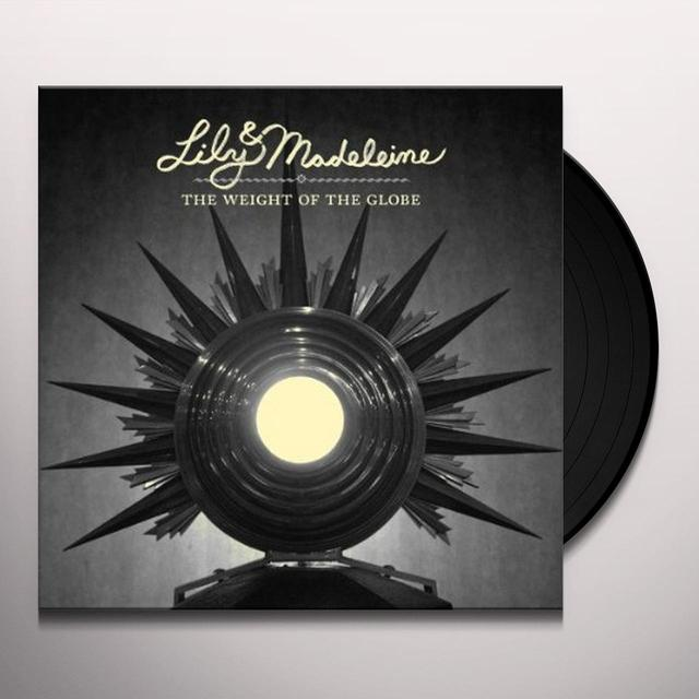 Lily & Madeleine WEIGHT OF THE GLOBE Vinyl Record - Digital Download Included