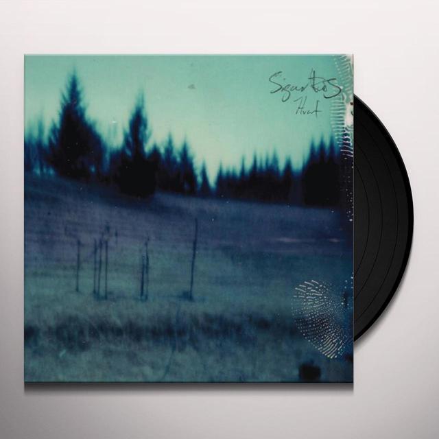 Sigur Rós HVARF - HEIM Vinyl Record