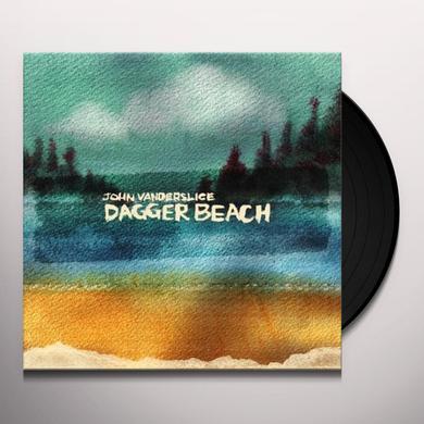 John Vanderslice DAGGER BEACH Vinyl Record - 200 Gram Edition