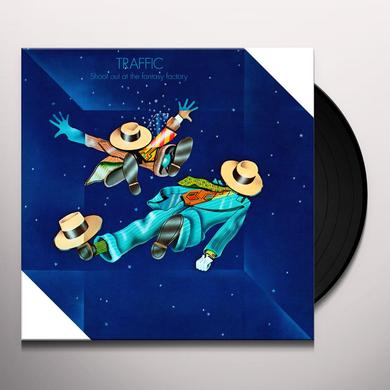 Traffic SHOOT OUT AT THE FANTASY FACTORY Vinyl Record - Limited Edition, 180 Gram Pressing