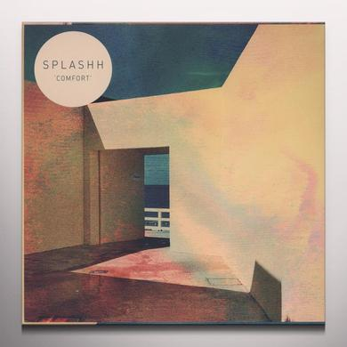 Splashh COMFORT Vinyl Record - Colored Vinyl, Digital Download Included