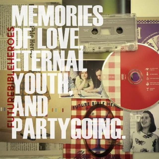 Future Bible Heroes MEMORIES OF LOVE ETERNAL YOUTH & PARTYGOING Vinyl Record - Digital Download Included