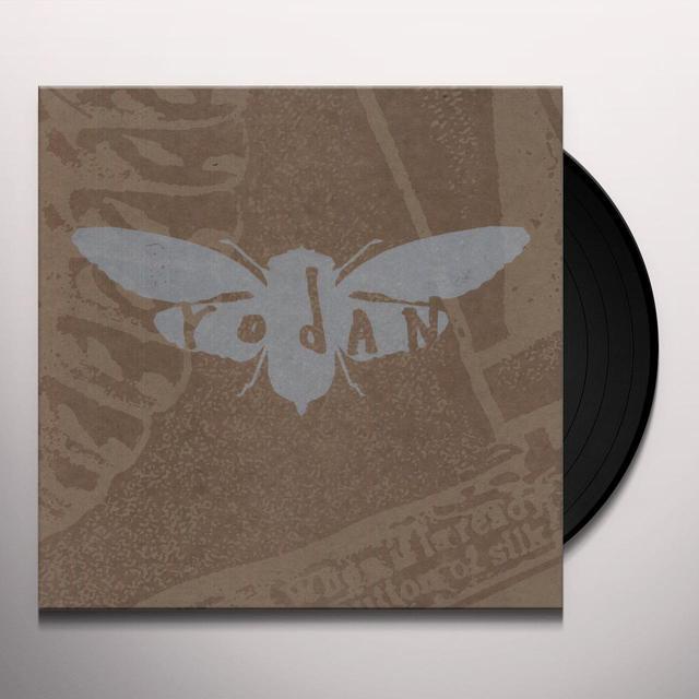 Rodan FIFTEEN QUIET YEARS Vinyl Record - Digital Download Included