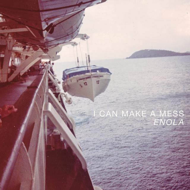 I Can Make A Mess ENOLA (BONUS CD) Vinyl Record - Colored Vinyl