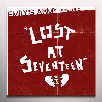 Emily'S Army LOST AT SEVENTEEN (BONUS CD) Vinyl Record - Colored Vinyl