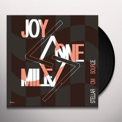 Stellar Om Source JOY ONE MILE Vinyl Record - Digital Download Included