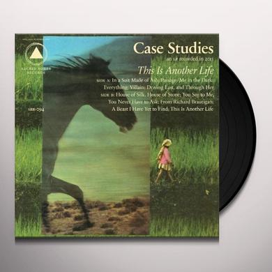 Case Studies THIS IS ANOTHER LIFE Vinyl Record