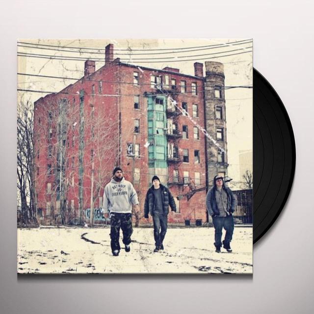 UGLY HEROES Vinyl Record