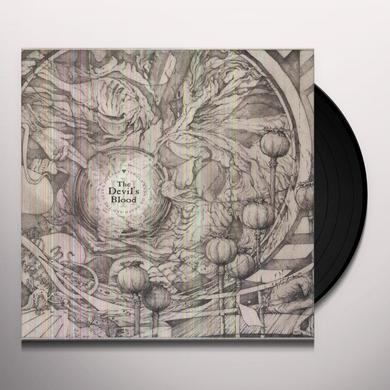 Devil'S Blood III: TABULA RASA OR DEATH & THE SEVEN PILLARS Vinyl Record