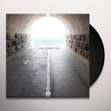 Kari Ikonen BRIGHT Vinyl Record