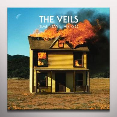 The Veils TIME STAYS WE GO Vinyl Record - w/CD, Colored Vinyl, 180 Gram Pressing