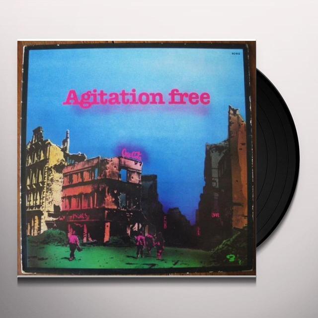 Agitation Free LAST Vinyl Record