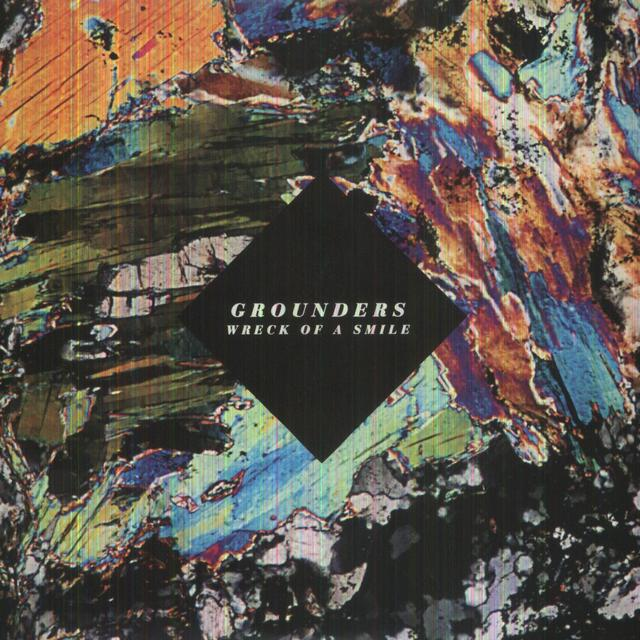 Grounders WRECK OF A SMILE Vinyl Record