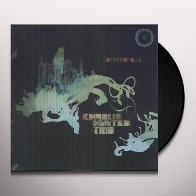 Charlie Hunter COPPEROPOLIS Vinyl Record