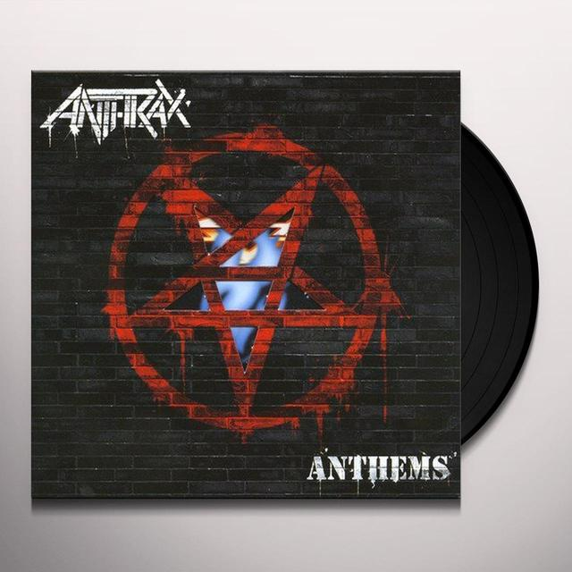 Anthrax ANTHEMS Vinyl Record
