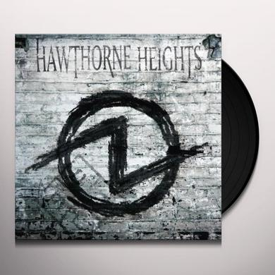 Hawthorne Heights ZERO (STANDARD VERSION) Vinyl Record