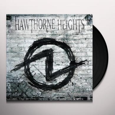 Hawthorne Heights ZERO (STANDARD VERSION) Vinyl Record