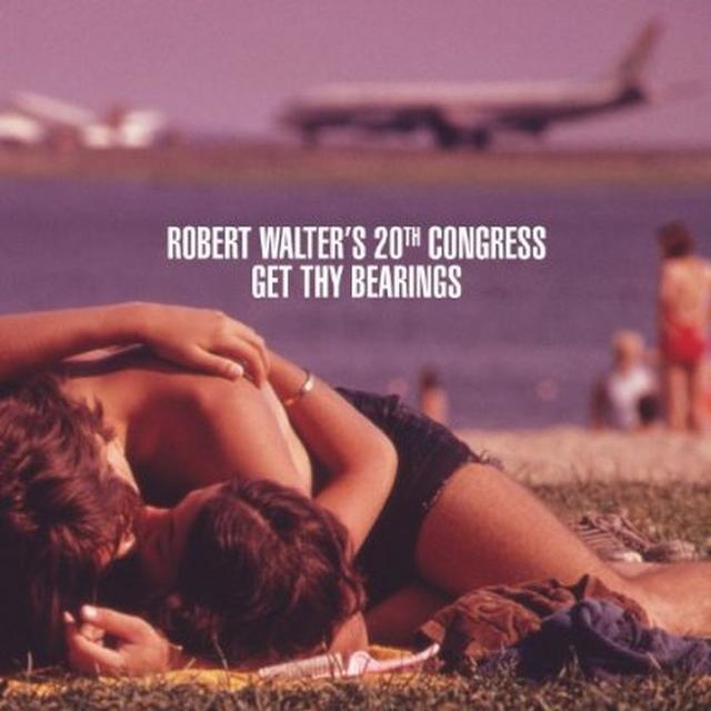 Robert Walter GET THY BEARINGS Vinyl Record