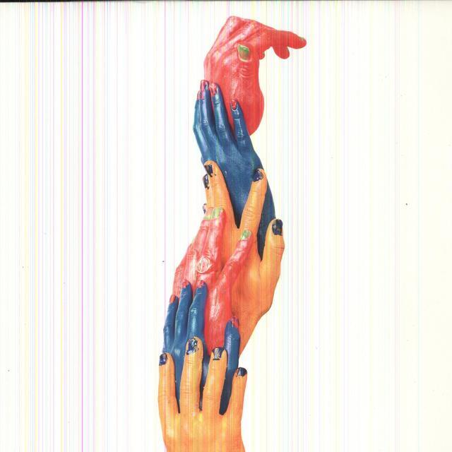 Superhumanoids EXHIBITIONISTS Vinyl Record