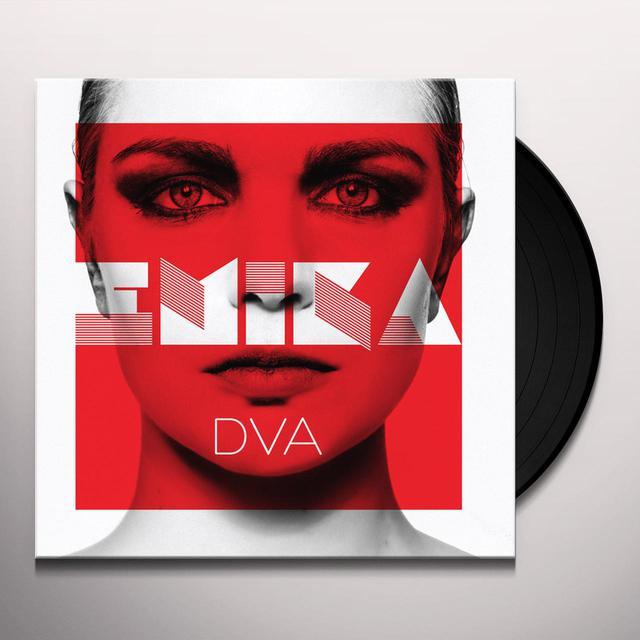 Emika DVA Vinyl Record