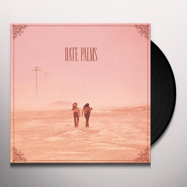 Date Palms DUSTED SESSIONS Vinyl Record -