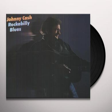 Johnny Cash ROCKABILLY BLUES Vinyl Record