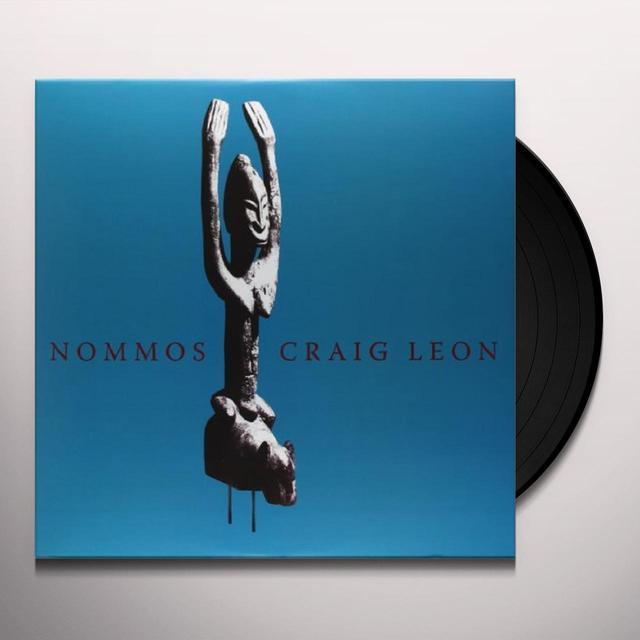 Craig Leon NOMMOS Vinyl Record