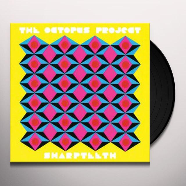 The Octopus Project SHARPTEETH Vinyl Record