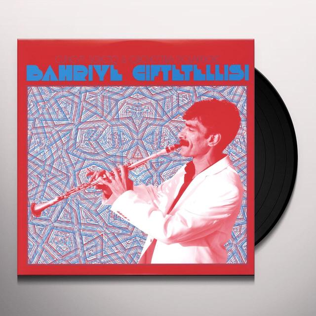 Sepetci Cuneyt & Orchestra Dolapdere BAHRIYE CIFTETELLISI Vinyl Record