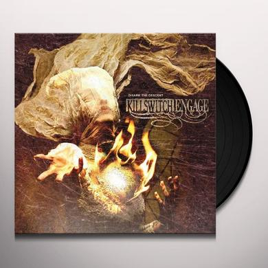 Killswitch Engage DISARM THE DESCENT Vinyl Record