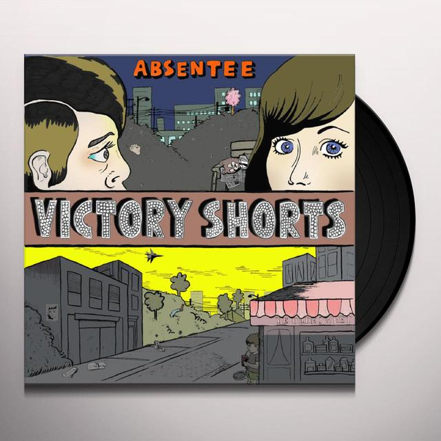 Absentee VICTORY SHORTS Vinyl Record