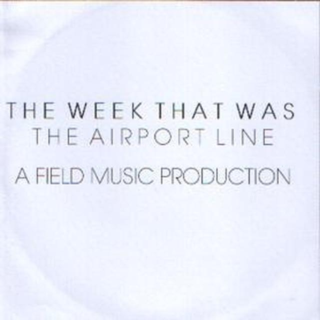 Field Music merch