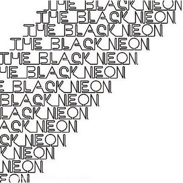 Black Neon ARTS & CRAFTS Vinyl Record