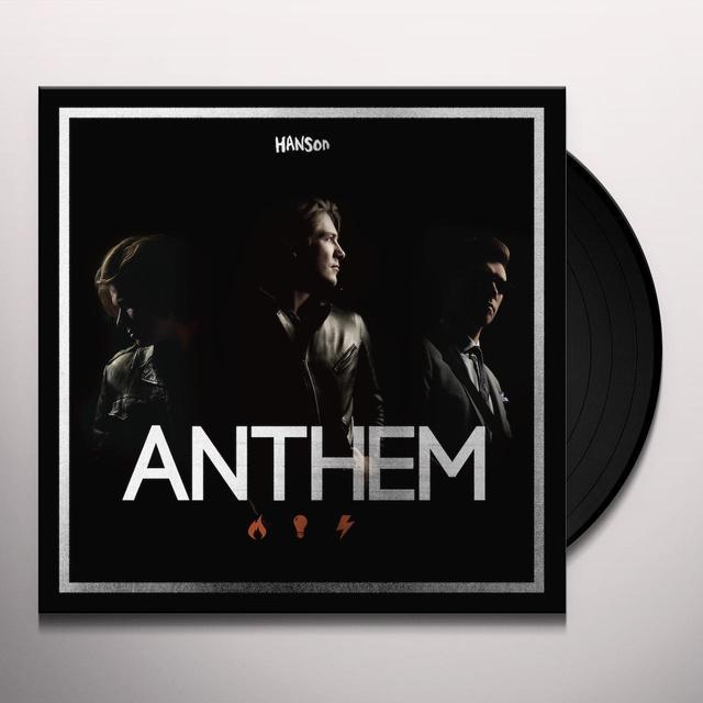 Hanson ANTHEM Vinyl Record