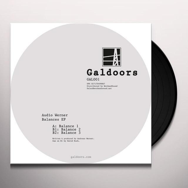 Audio Werner BALANCES Vinyl Record