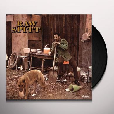 RAW SPITT Vinyl Record - Remastered