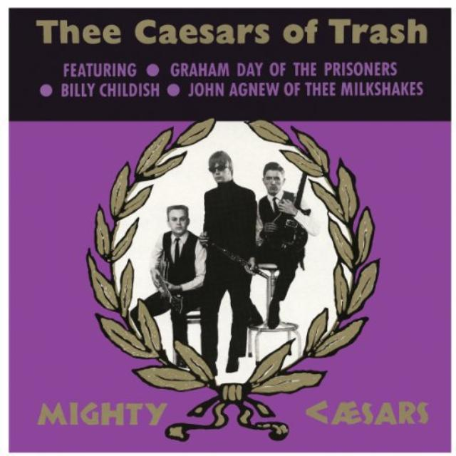 Thee Mighty Caesars