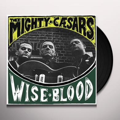 Thee Mighty Caesars WISEBLOOD Vinyl Record