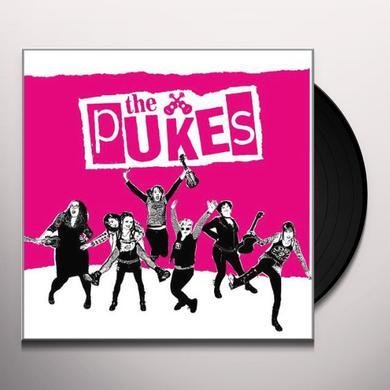 Pukes WILL I LEARN Vinyl Record