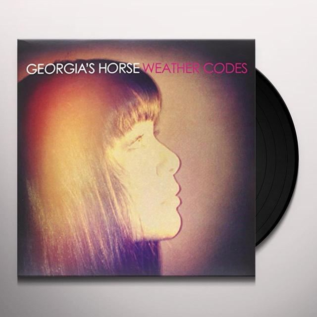 Georgia'S Horse WEATHER CODES Vinyl Record - w/CD