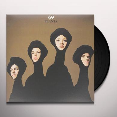 Css PLANTA Vinyl Record - Poster